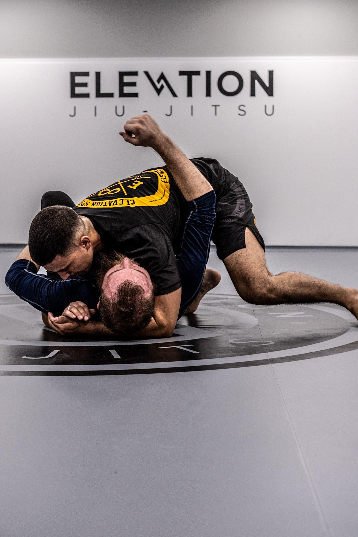 Elevation Jiu Jitsu Utrecht - BJJ Utrecht - Braziliaans Jiu Jitsu - Grappling Utrecht