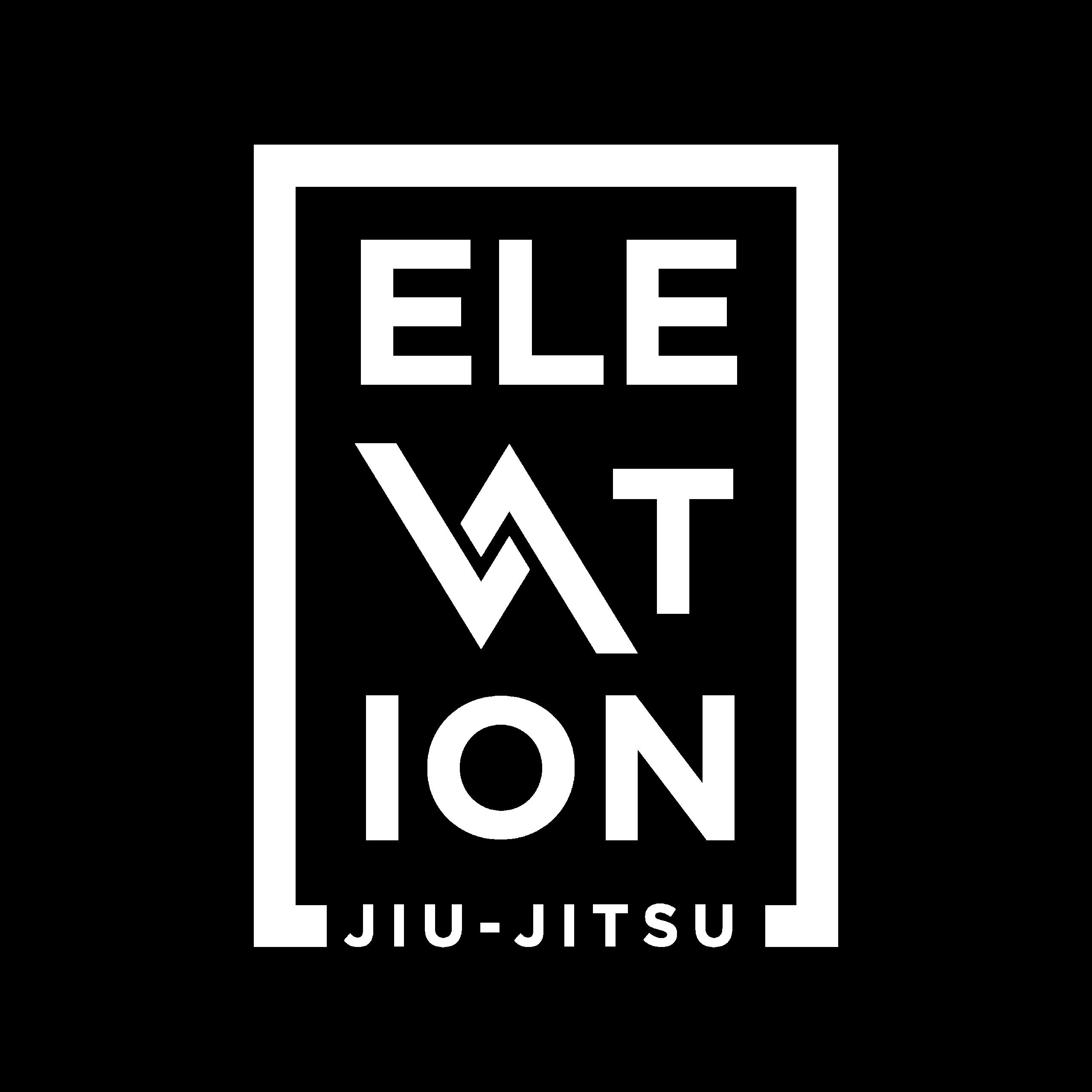 Elevation Jiu Jitsu Utrecht - BJJ Utrecht - Braziliaans Jiu Jitsu logo - Grappling Utrecht